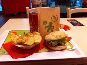 M** Bun, fast food a Rivoli e Torino - Gluten Free Travel and Living