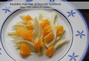 insalata arance raffa massa pesce