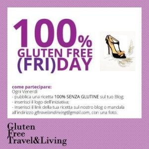100% gluten free friday