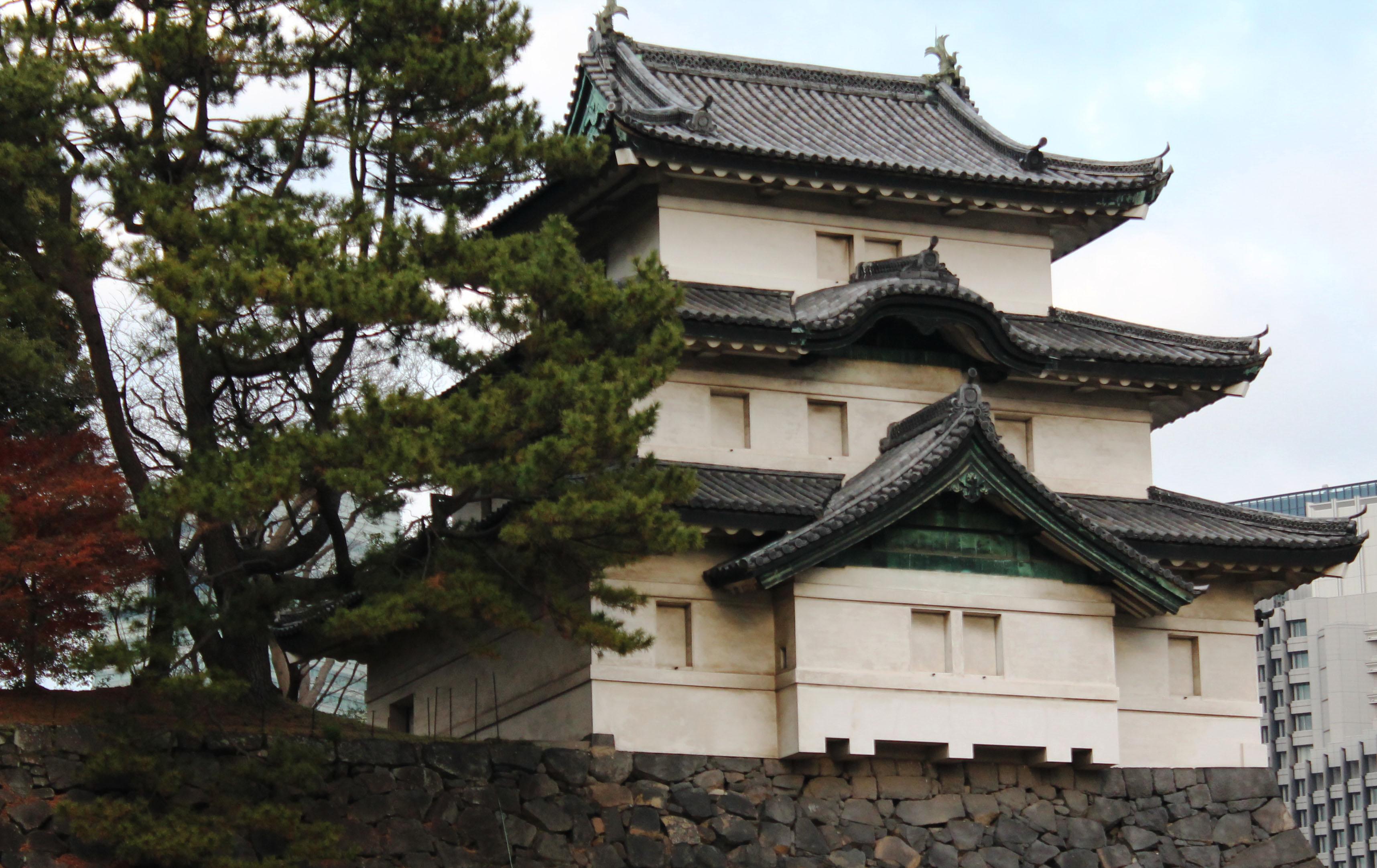 Viaggio in giappone senza glutine a tokyo fra sushi e t for Case giapponesi antiche