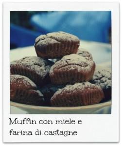 muffin al miele pic
