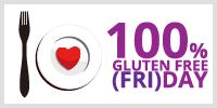 100% Gluten Free(Fry)Day