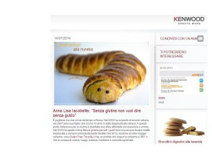 kenwood - Gluten Free Travel and Living
