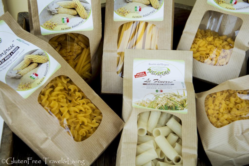 Pasta Pangea senza glutine-Gluten Free Travel&Living