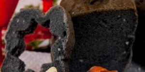 Pancarrè al nero di seppia