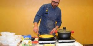 Mani in pasta con lo chef Marcello Ferrarini