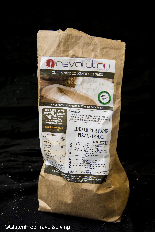 Farina Bio per Pane, Pizza e Dolci Senza Glutine - Antico ...