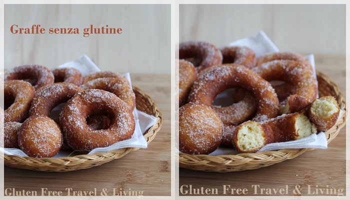 Graffe senza glutine- Gluten Free Travel & Living