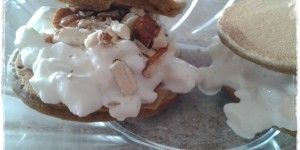 Pan cakes alla farina di Teff e fiocchi di latte