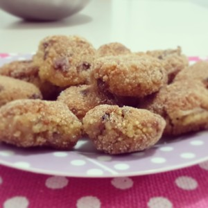 frittelle di miglio - Gluten free travel and living
