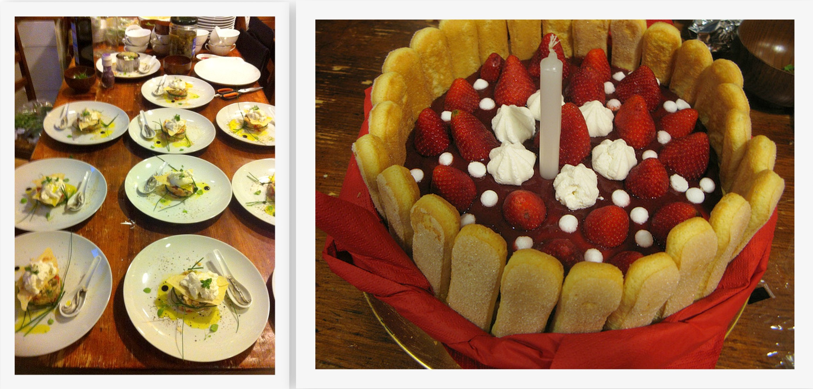 Una cena al Giglio Bianco-  Gluten Free Travel & Living