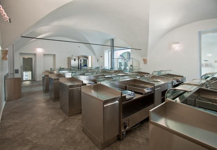 palermo: corso del gambero rosso - gluten free travel & living - Scuola Di Cucina Gambero Rosso