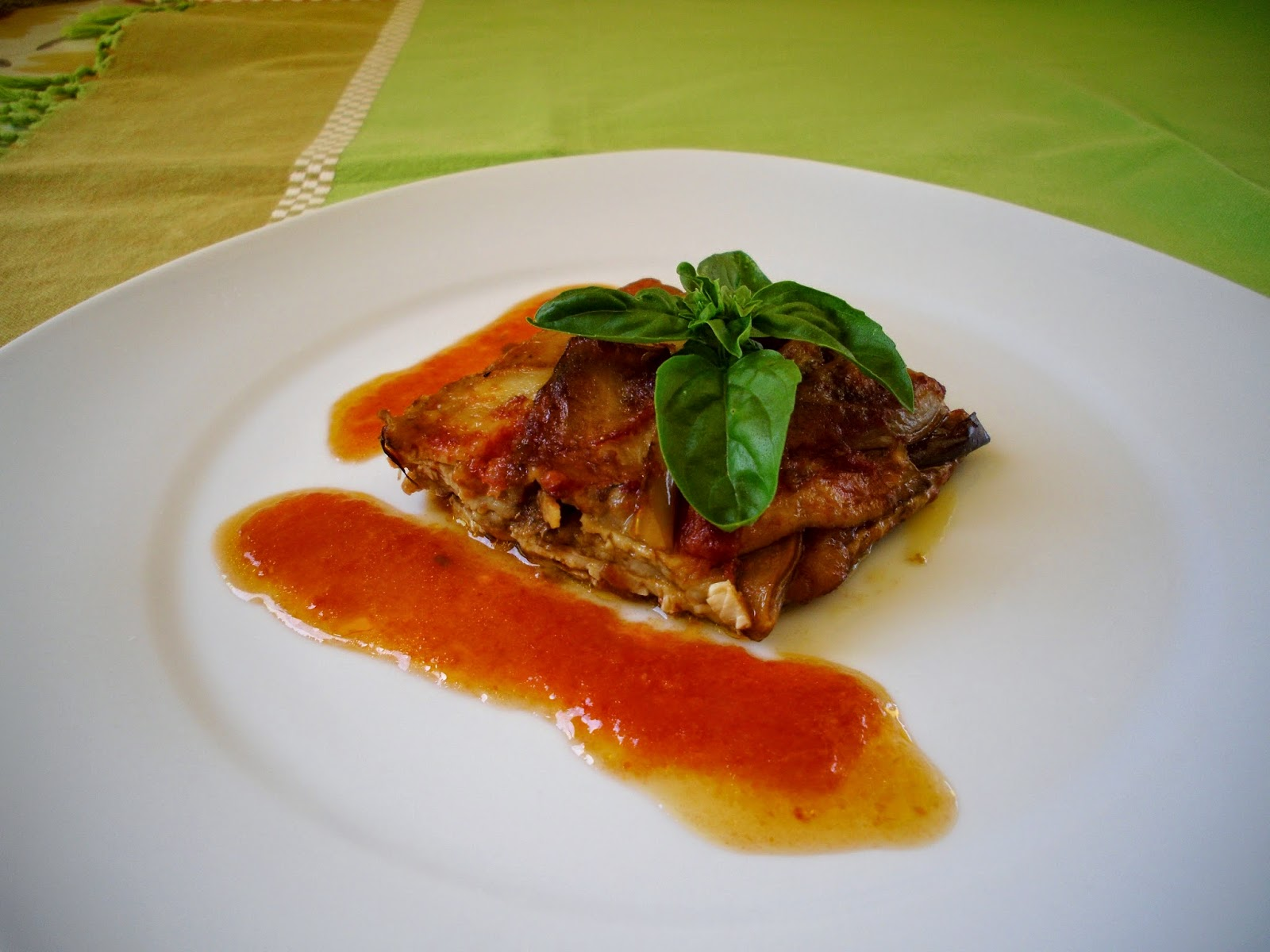 Parmigiana di pesce spada delle spuntine - Gluten Free Travel & Living