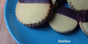 Rotelline al cioccolato