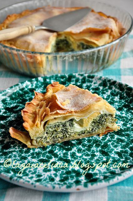 Torta pasqualina di Gaia - Gluten Free Travel & Living