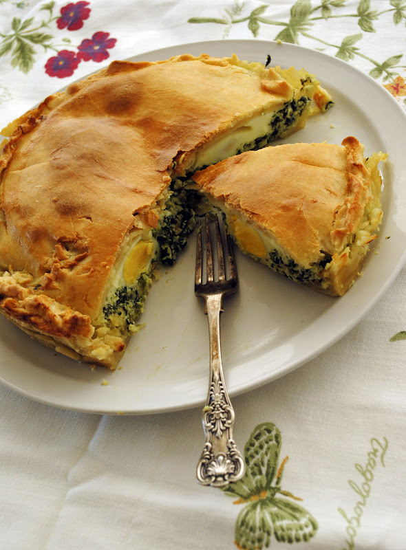 Torta pasqualina di Simonetta Nepi- Gluten Free Travel & Living