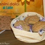 Panini dolci al Latte - Gluren Free Travel & Living