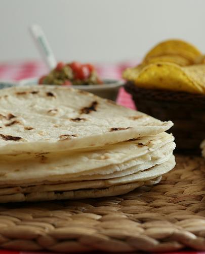tortillas Gluten free travel an living