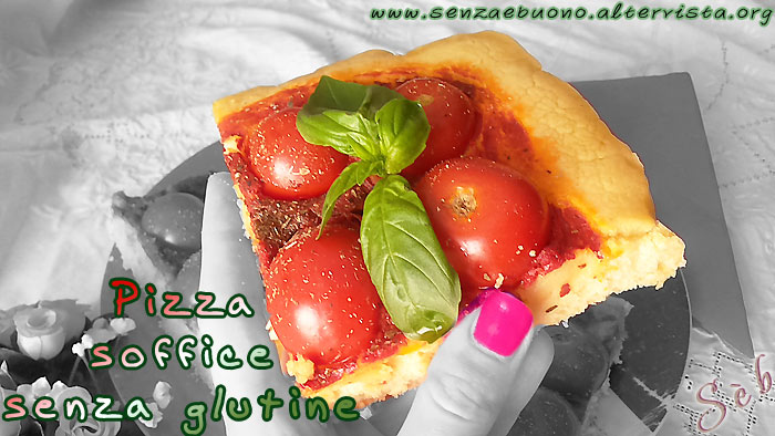 pizza soffice senza glutine - Gluten Free Travel & Living