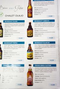 Chalet Duilio senza glutine - Gluten Free Travel and Living