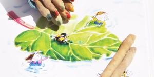 matite colorate di pasta frolla - Gluten Free Travel & Living
