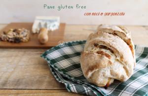 pane con noci e gorgonzola - Gluten Free Travel & Living