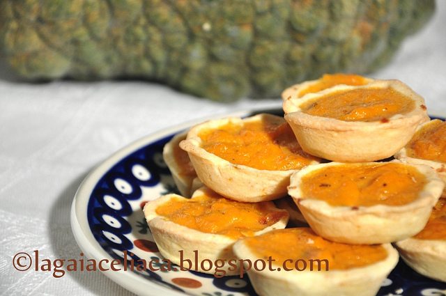 pumpkin (mini)pie