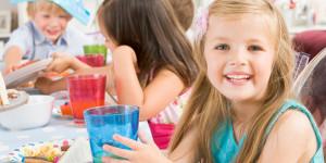 Organizzare una festa gluten free per ragazzi