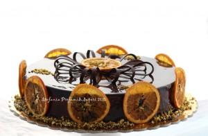 torta chantilly al grand marnier - Gluten Free Travel & Living