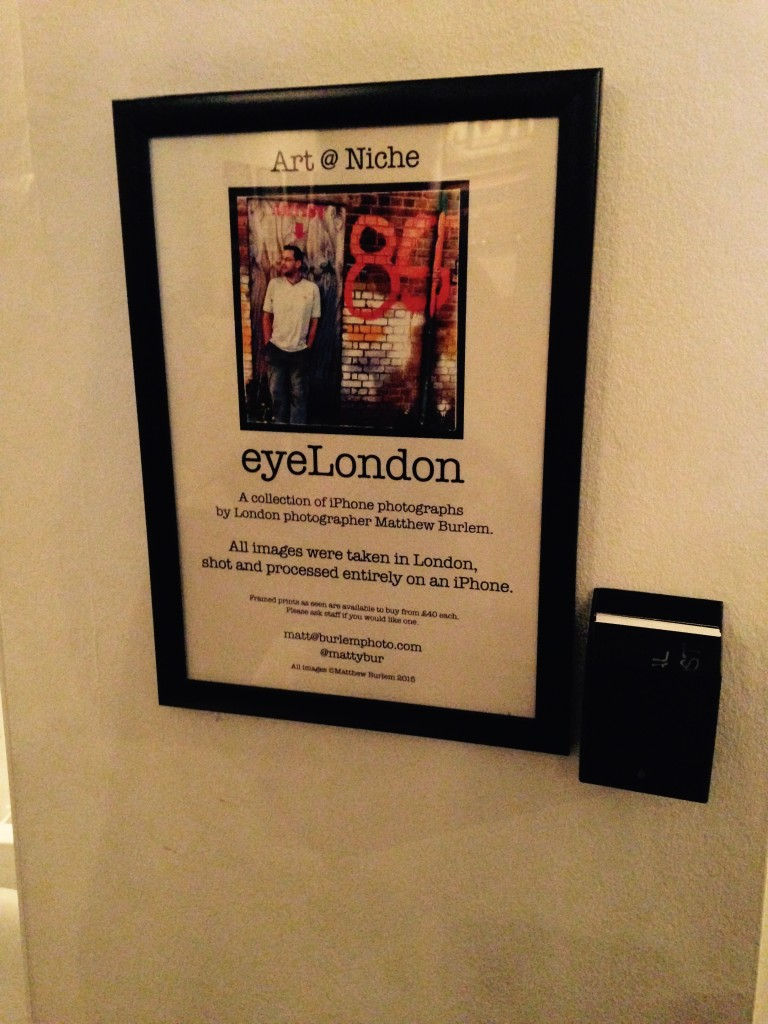 Londra Niche Restaurant -Gluten free Travel and Living
