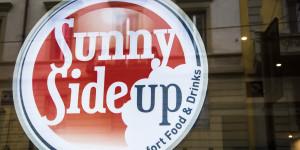 Senza glutine a Milano: Sunny Side Up