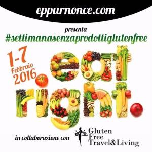 settimana senza prodotti gluten free