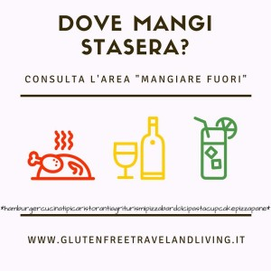 mangiare fuori - gluten free travel and living