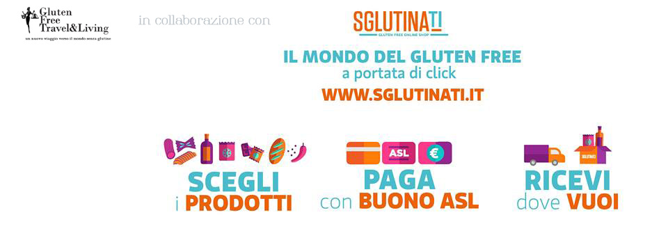 Acquistare senza glutine on line: gli sglutinati - Gluten Free Travel and Living