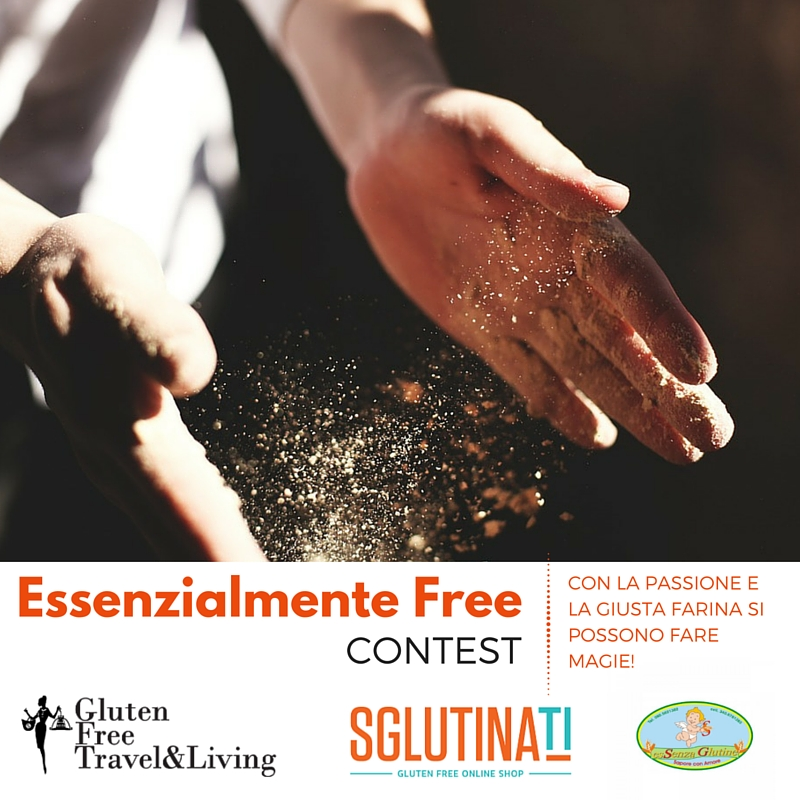 Essenzialmente Free contest - Gluten Free Travel and Living