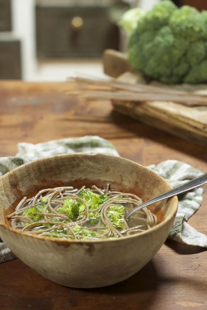 spaghetti di riso integrale_cucina consapevole_ Gluten Free Travel & Living