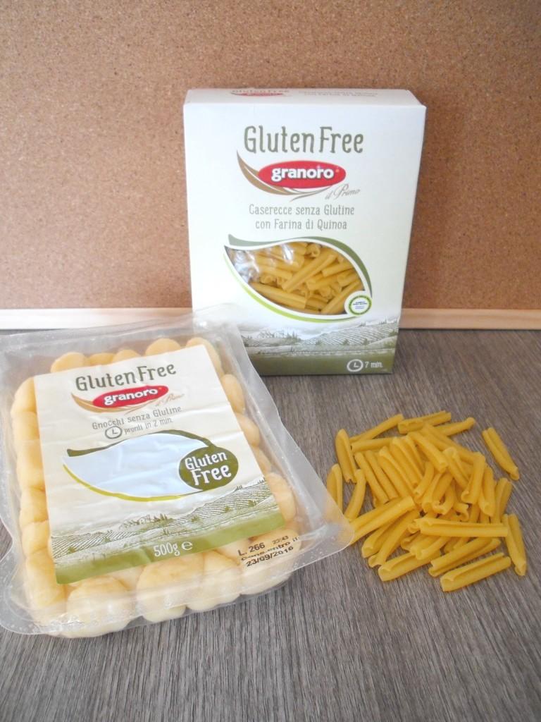 granoro senza glutine - gluten free travel and living