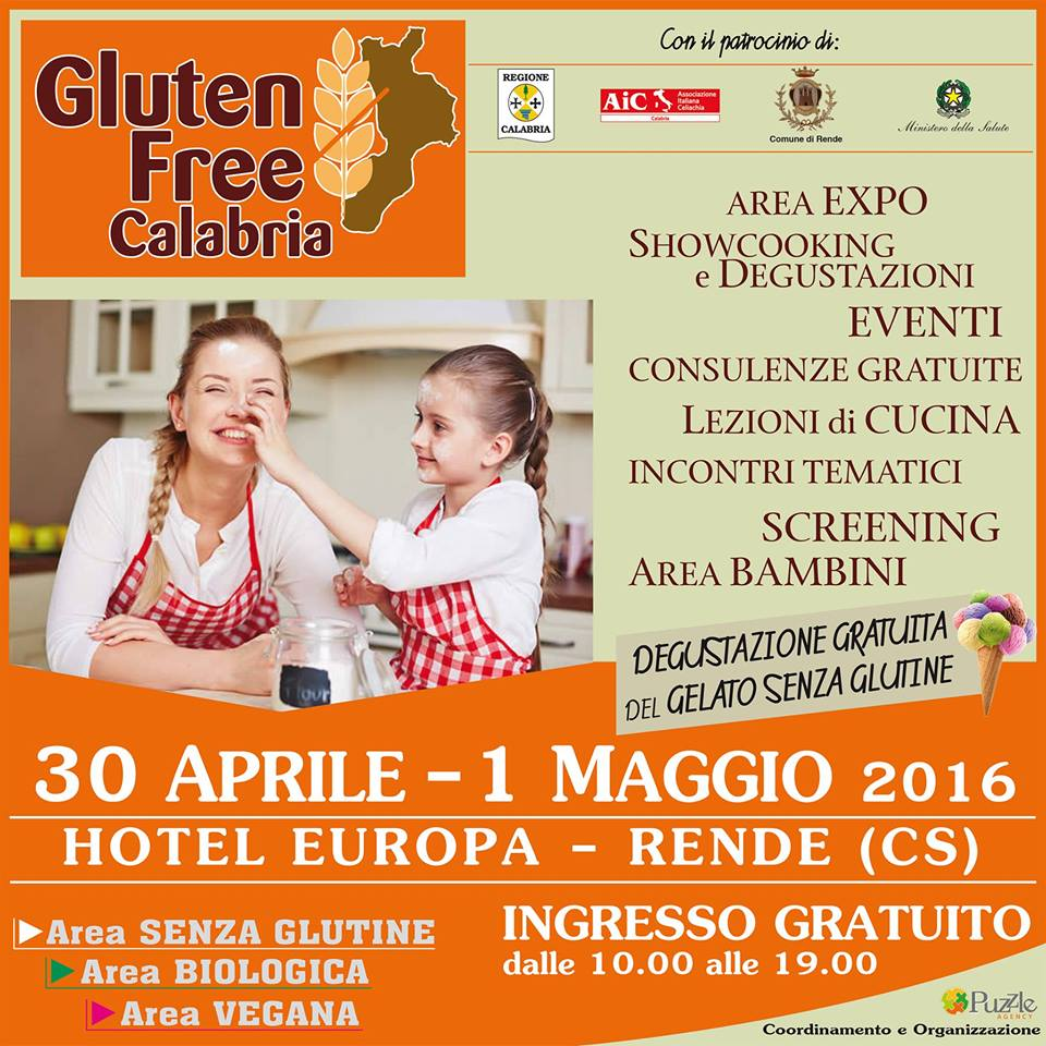 gluten free calabria - gluten free travel and living