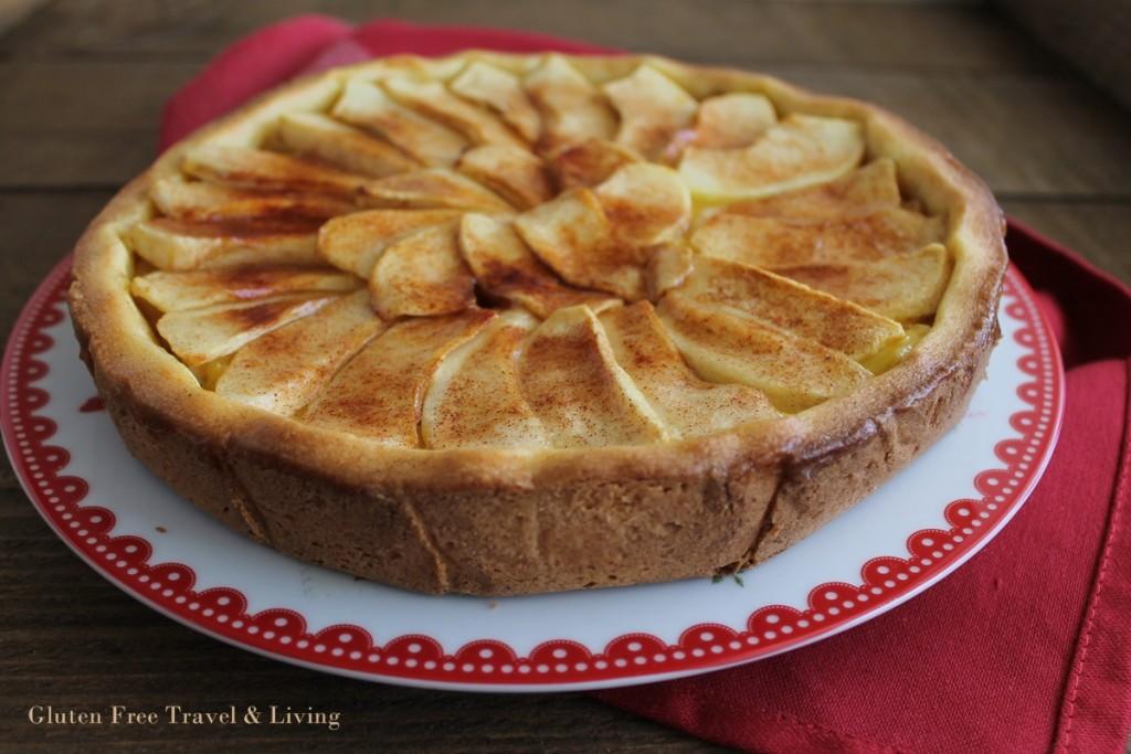 Crostata di mele della nonna senza glutine - Gluten Free Travel and Living