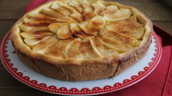 Torta di mele della nonna senza glutine