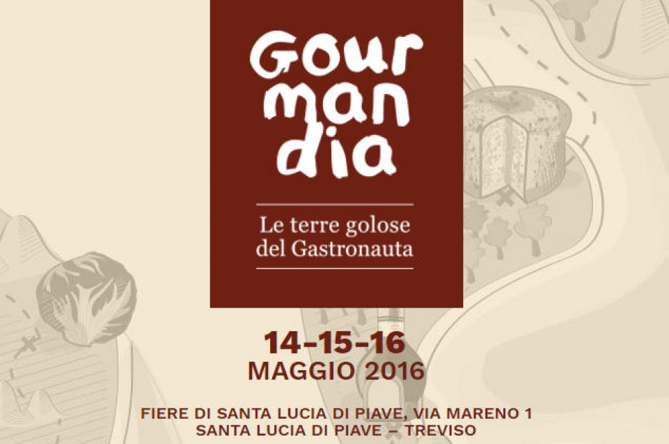 Gourmandia 2016 - Gluten free Travel and Living