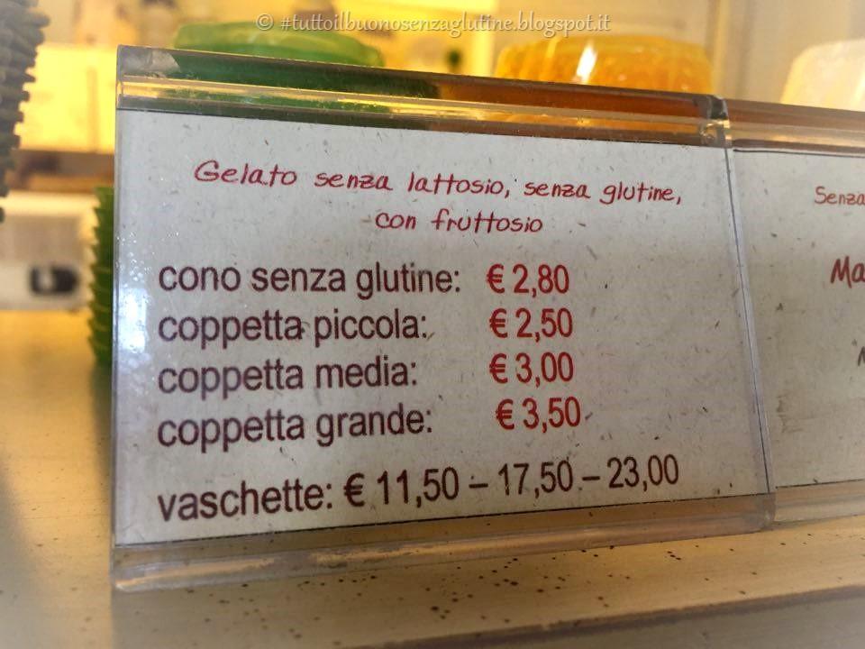 L'Albero dei gelati - Gluten Free Travel and Living