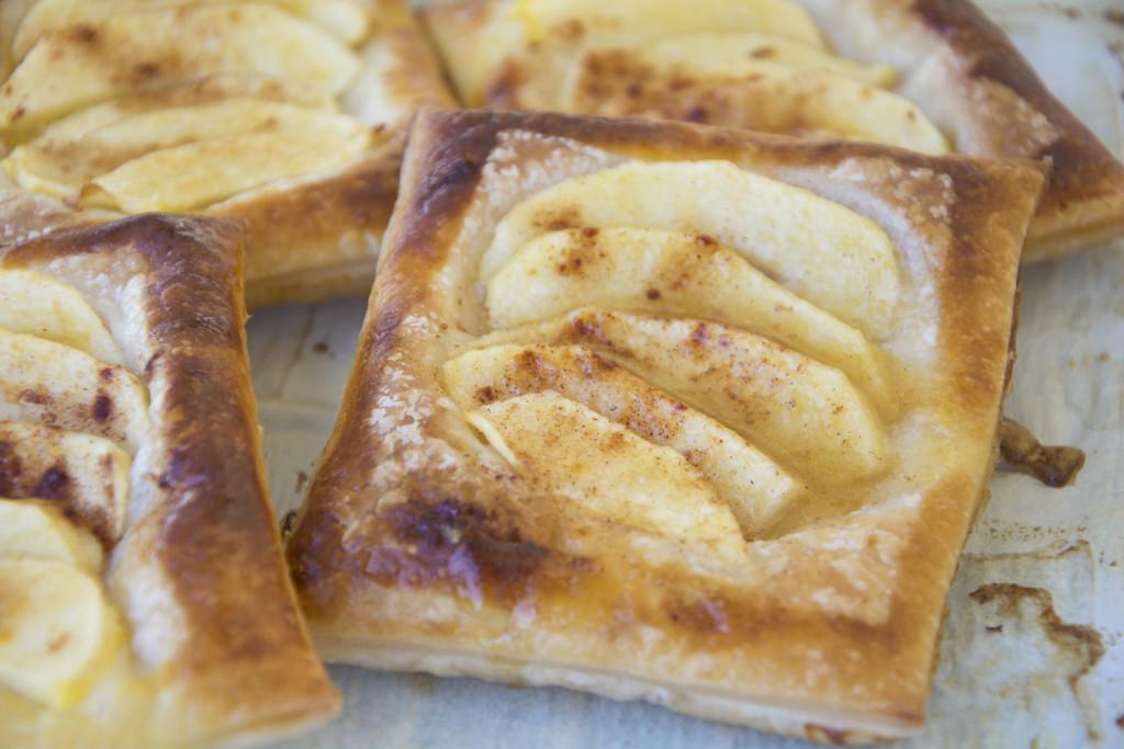 Ricette dolci con pasta sfoglia rana