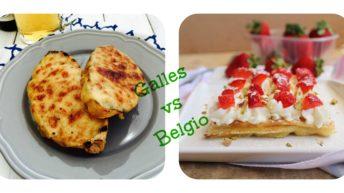 Galles-Belgio e gli europei in cucina per il GFFD