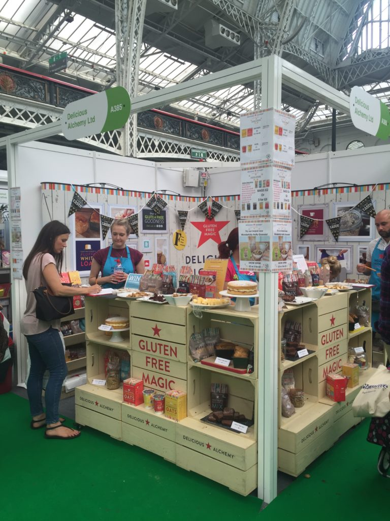 the allergy and free from show 2016 londra senza glutine alchemy food