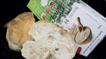 Mix One Green Flute; le farine senza glutine