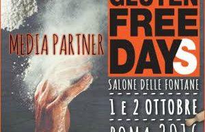 Gluten Free Days ecco i nostri appuntamenti