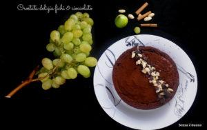crostata-fichi-e-cioccolato vegan - gluten Free Travel and Living