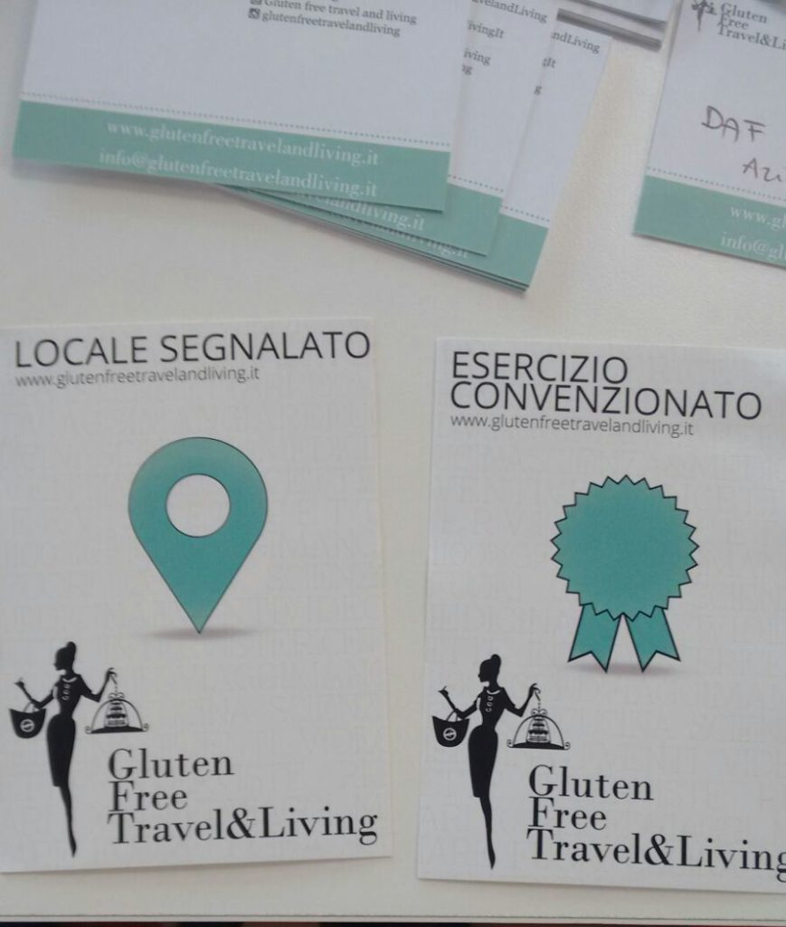 locali convenzionati - gluten free travel and living