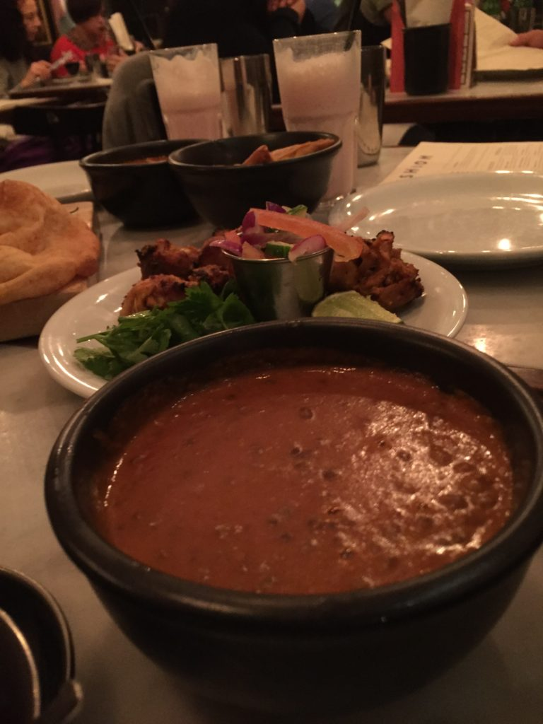 Londra senza glutine ristorante indiano Dishoom